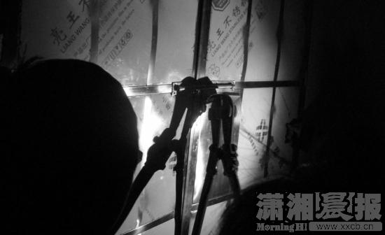 利海电门锁接线图片