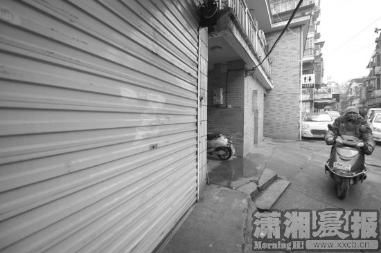 食品店门面装修图