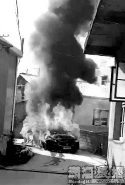链接     玛莎拉蒂曾发生多起自燃事件     据媒体报道,2015年底,南京