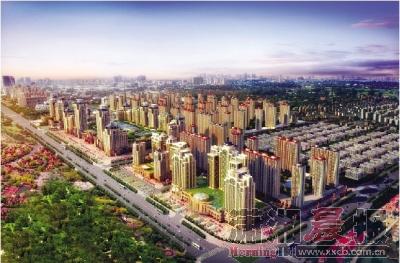 城市公园综合体,商业地产新样本
