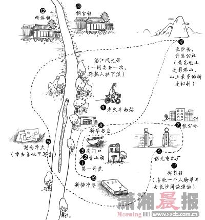 琴岛学院地图示意图