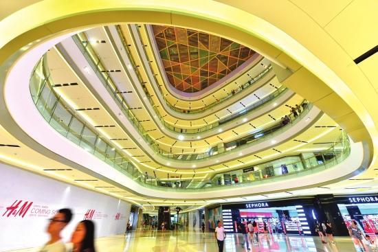 金霞跨境保税直购体验中心,长沙海信广场,西中心纽沙mall,河西王府井