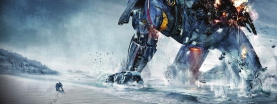 7月31日,好莱坞3d科幻动作片《环太平洋》