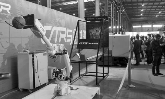 长沙车体组装厂房部分结构图