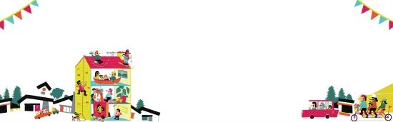 儿童房手绘 边框